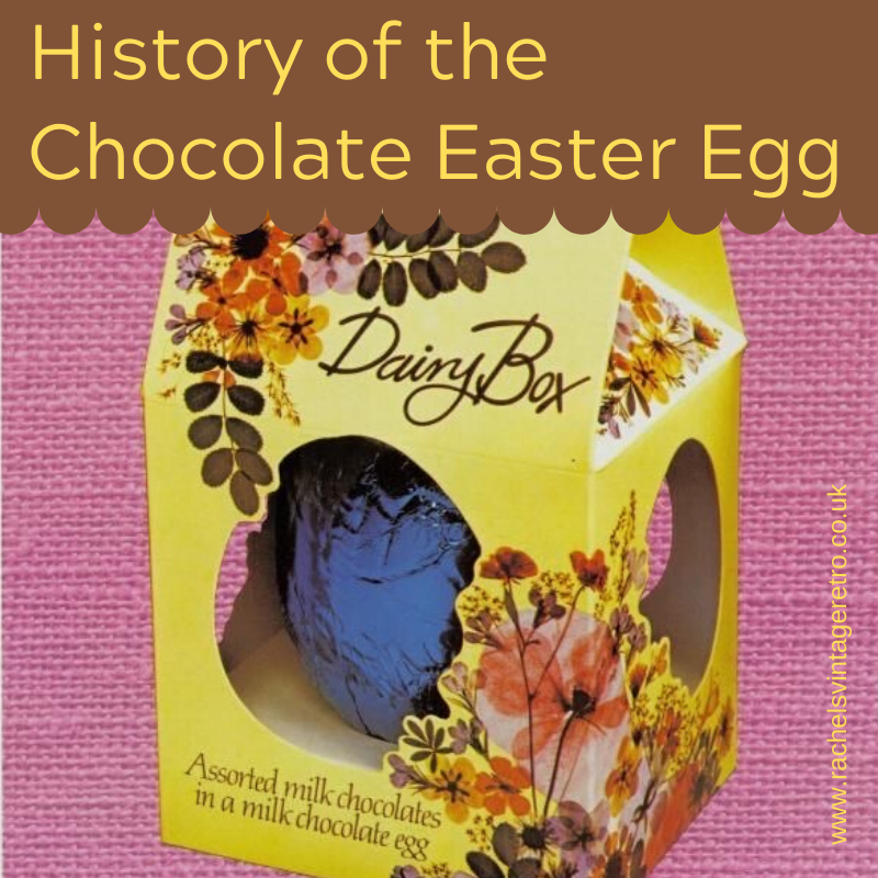 History of the Chocolate Easter Egg Image