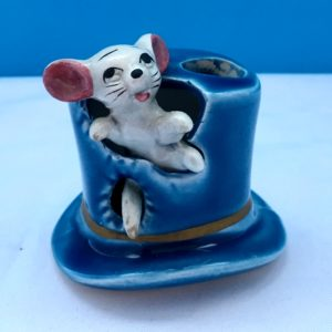Vintage Retro Napco Mouse Toothpick Holder Selection Ceramic Japan 60s 70s (5)