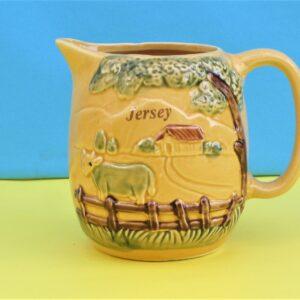 Vintage Retro Jersey Cow Creamer Milk Jug 70s 80s