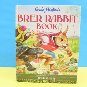 Vintage Brer Rabbit Book Enid Blyton Stories WH Smith Version 1984