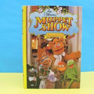 Vintage Muppet Show Annual No 3 Jim Henson 1979