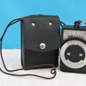 Vintage Retro Photographers Light Meter Leningrad 8 Russian 60s 70s