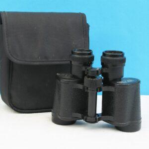 Vintage Russian Binoculars BNU5 8 x 30mm Working with Case