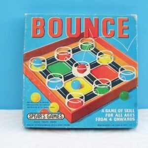 Vintage Spears Bounce Game Of Skill 1978 Complete 70s 80s