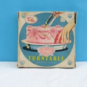 Vintage Tala Icing Turntable for Cake Decorating 40s 50s