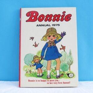 Vintage Bonnie Annual 1975
