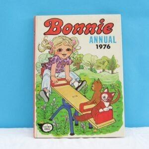 Vintage Bonnie Annual Book 1976