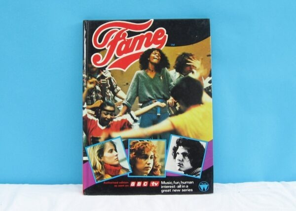 Vintage Fame Book Annual 1982