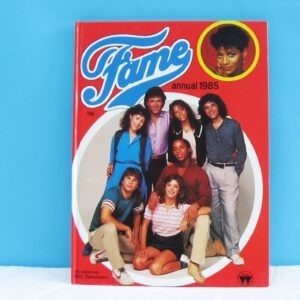 Vintage Fame Annual Book 1985