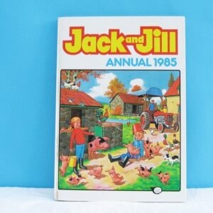 Vintage Jack and Jill Annual 1985