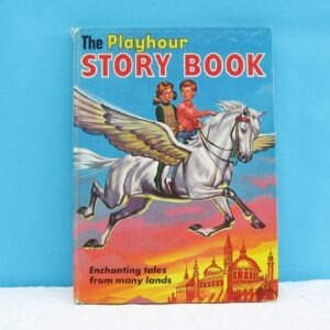 Vintage Play Hour Story Book 1970