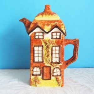 Vintage Price Kensington Cottage Ware Tall Coffee Pot 1960s