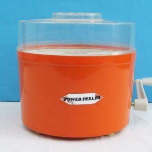 Vintage Power Potato Peeler