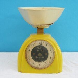 Vintage Salter Kitchen Scales Bakelite No 59