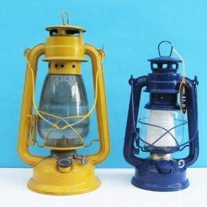 Vintage Storm Lanterns
