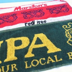 Vintage Pub Bar Towels 70s 80s - Choose from IPA or Marstons Pedigree