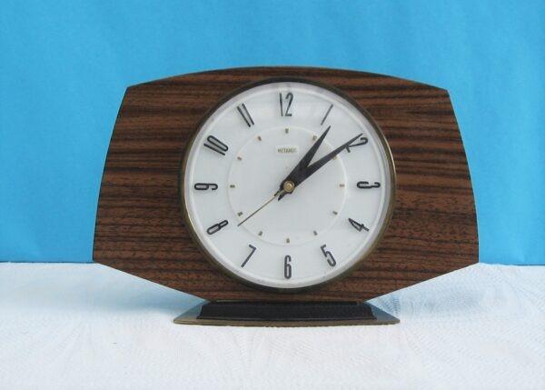 Vintage Mid Century Metamec Mantle Clock